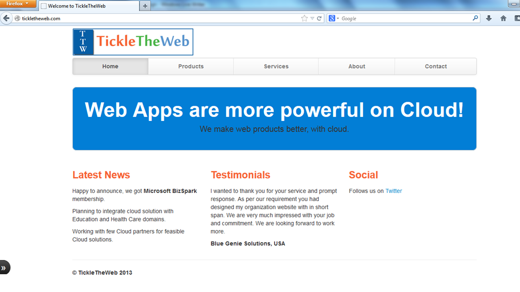 Firefox browser tool to test Responsive Web design – Roopesh's Space
